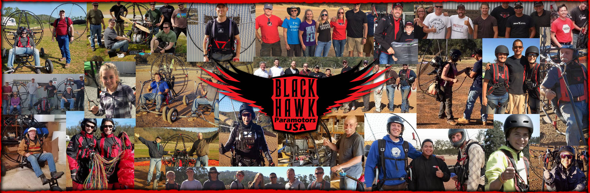 Paramotor Lessons With BlackHawk Paramotors USA - The #1 Training Experience!