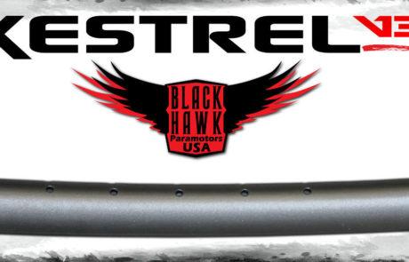 BlackHawk LowBoy III Hybrid Paramotor Quad