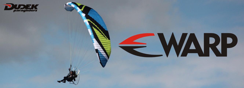 Dudek Warp Paraglider For Paramotor & Powered Paragliding