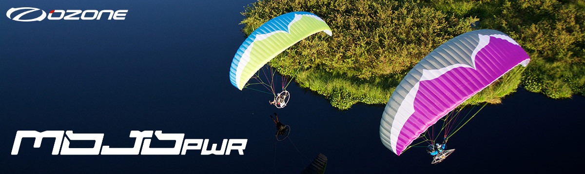 Ozone Mojo Power Paraglider Buy Online