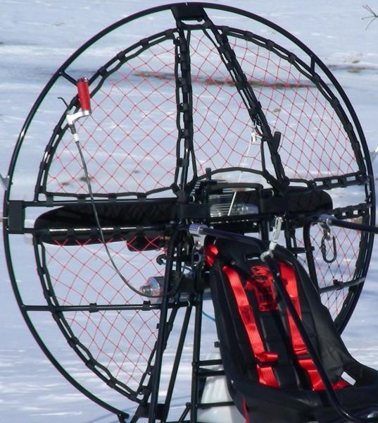 Blackhawk Paramotor Rhino Frame Cage For Powered Paragliding