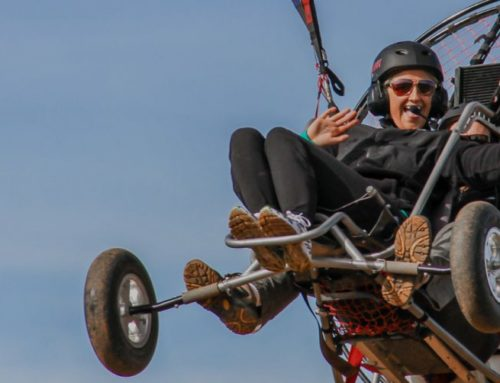 Tandem Paramotor Exemptions 2019!