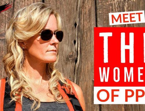 Meet The Women of Powered Paragliding!