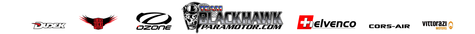 BlackHawk Paramotors USA Logo
