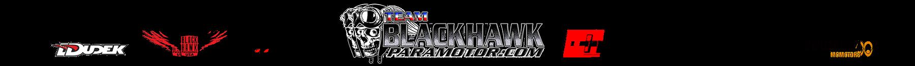 BlackHawk Paramotors USA Logo