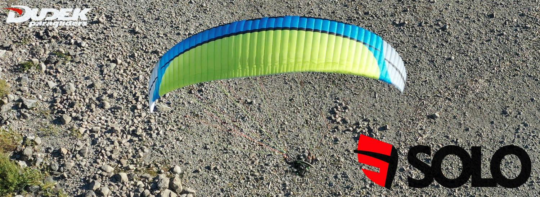 Dudek Solo Paraglider Buy Online USA Dealer